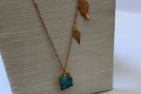 Blue Leaves Necklace 1.jpg